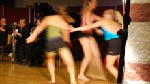 Concerto per ensemble e danzatori